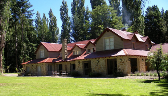 photo from estancia Cerror de los Pinos - Tipiliuke Lodge